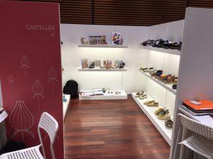 Casteller en Shoes from Spain Tokio